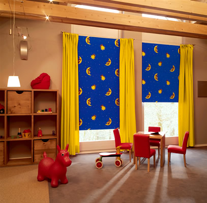 rollos f r kinderzimmer my blog. Black Bedroom Furniture Sets. Home Design Ideas